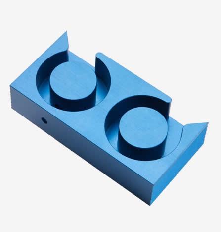 Aluminum Alloy Desk Tape Dispenser