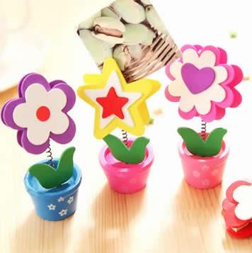 Cute Flowerpot Clip