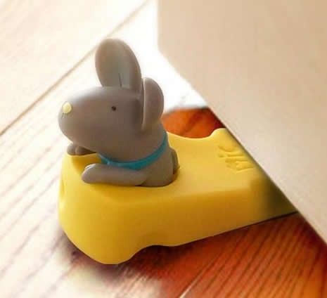 Cute  Mouse Door Stopper