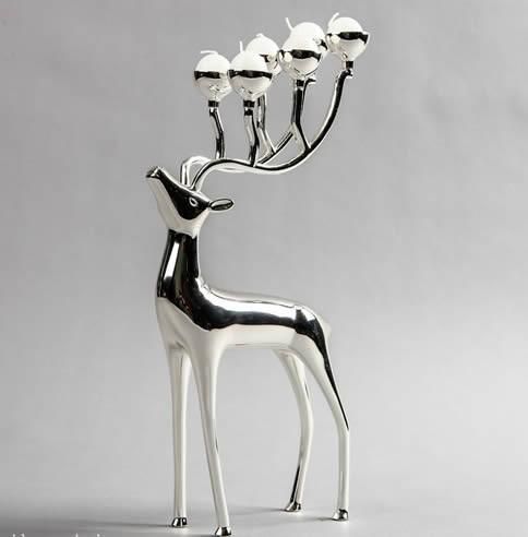 Deer Decorative Tealight Candle Holder