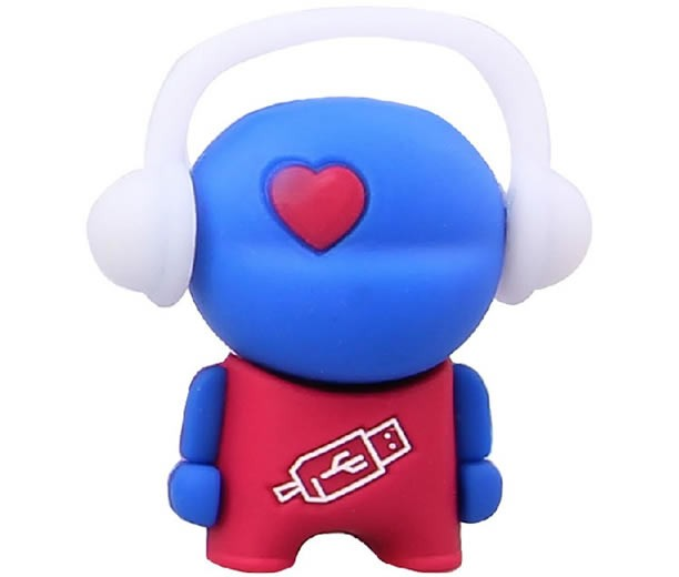 16GB Lovely Doll  USB Flash Drive