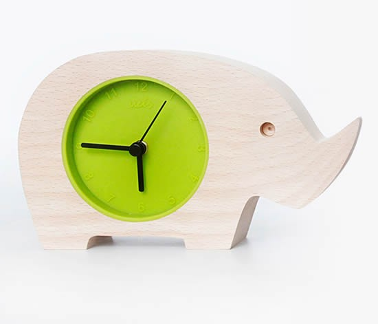 Early Rhinoceros Clock