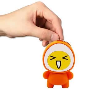 16GB Egg Shaped Cartoon USB Flash Drive