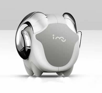 Goat Shaped Mini Portable Speaker