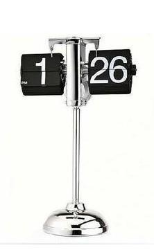 Long Leg Auto Flip Clock
