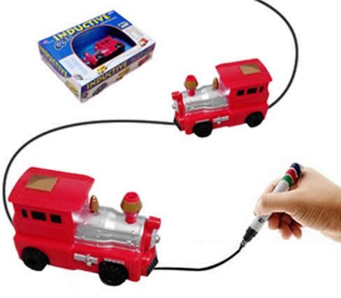 Magic Pen Inductive Car