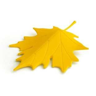Maple Leaf Style Plastic Home Door Stopper