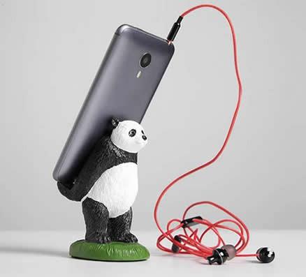 Panda Cell Phone Holder