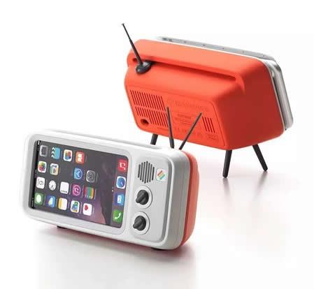 Retro Portable Wireless Bluetooth Speaker