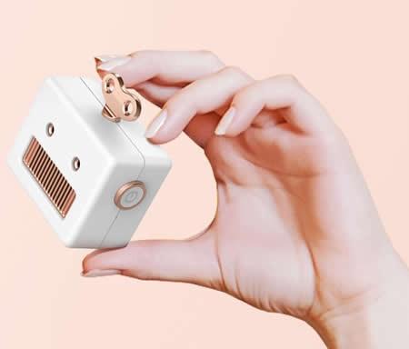Robot Bluetooth Portable Speaker