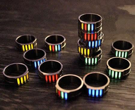 New Tritium Nite Self-Luminous Ring