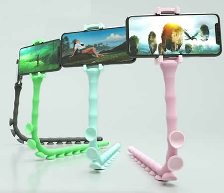 Universal Portable  Multi-Functional Phone Bracket Stand Holder
