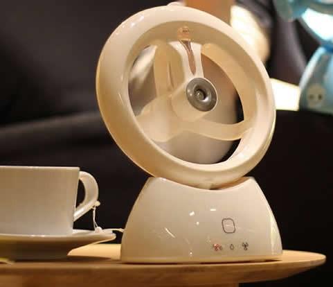 USB Desktop Portable Misting Fan Humidifier