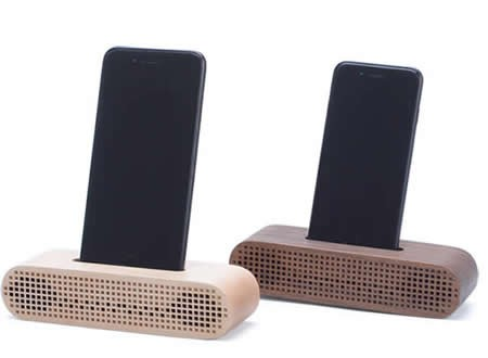 uk availability eb465 4434c Wooden iPhone Sound Amplifier Stand Dock for iPhone 7 Plus 6 Plus 6s ...