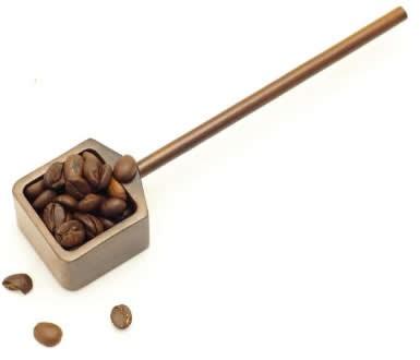 Wooden Coffee Tea Spoon, Set of 2