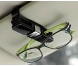 360-Degree Rotation Car Visor Eye Glasses Sunglasses Clip