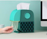 Multifunctional cartoon toucan tissue box desktop decoration storage box