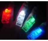 4pcs/Set  Led Laser Finger Light Beams Ring