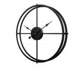 Metal  Wheel Wall Clock