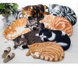 Cat Style Area Floor Mat/Rug
