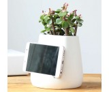 Ceramic Vase Smartphone Holder Stand