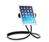 DIY Free Rotating Flexible Hang Neck Universal Mobile Phone Ipad Stand