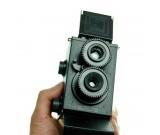 DIY 35mm Twin Lens Reflex TLR Camera