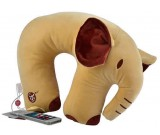Elephant U Shape Travel Music Pillow