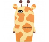 Giraffe Silicone Gel Soft Case Cover for iPhone 6 6 Plus 6S 6S Plus