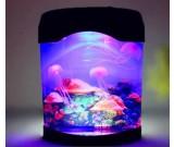 Glowing Effect Artificial Jellyfish Aquarium