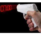 Gun Shaped Projection Clock