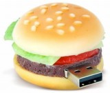 16G Hamburger Design USB Flash Drive