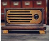 Handmade Bluetooth Wooden Speaker