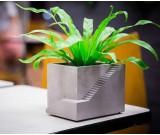 Handmade Concrete Architectural Style Succulent Planter / Plant Pot / Flower Pot / Bonsai Pot