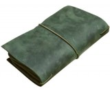 Handmade Premium Cowhide Leather Wallet Case