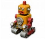 Metal  Robot Piggy Bank