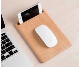 Natural Wood Mouse Pad