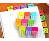 Paper clip Note Memo
