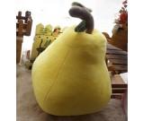 Pear Shaped Cushion Throw Pillow