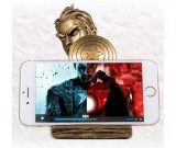 Portable Captain America Desk Cell Phone Stand Holder