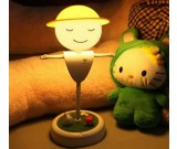 Cartoon  Scarecrow Rechargeable LED Lamp Light