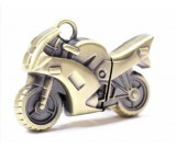 16G Retro Motorcycle Model Usb Flash Drive
