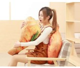 Roast Chicken Leg Duck Leg Chicken Wing  Plush Toys Funny Throw Pillow
