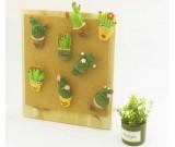 Cactus Shaped Push Pins