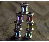 Tritium Nite Self-Luminous Pendant Keychain Light