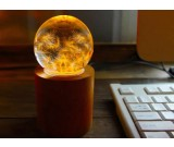USB Dandelion Crystal Night light