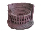 Classic Colosseum Concrete Model Small Decoration Ornaments