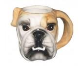 3D Animal Head Cup Mug