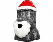 Creative Christmas Stone Man Fun Decoration Tissue Box