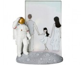 Creative astronaut desktop decoration photo frame